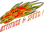 Attitude & Speed Fire Dragon