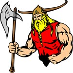 Viking Warrior #0039