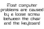 Loose Screw Computer