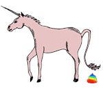 Unicorns Poop Rainbows