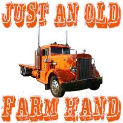 Just An Old Farm Hand