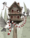 A Chickadee Christmas 1
