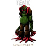 Tenk - Character Display Piece