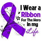 Ribbon Hero in My Life GIST Cancer Shirts