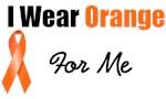 I Wear Orange For Me