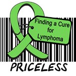 Finding a Cure For Lymphoma Priceless T-Shirts