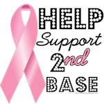 Support Second (2nd) Base T-Shirts & Gifts