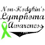 Non-Hodgkin's Lymphoma Awareness T-Shirts & Gifts