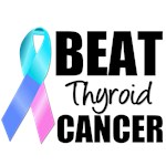 Beat Thyroid Cancer T-Shirts & Merchandise