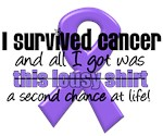 Hodgkin's Lymphoma Survivor T-Shirts