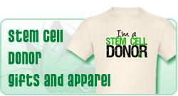 Stem Cell Donor Gifts & Shirts