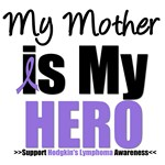 Hodgkin's Lymphoma Hero (Mother) Shirts