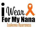 I Wear Orange For My Nana T-Shirts & Gifts