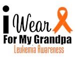 I Wear Orange For My Grandpa T-Shirts & Gifts