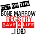 Get on The BMT Registry T-Shirts & Gifts