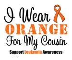 I Wear Orange For My Cousin Grunge Shirts