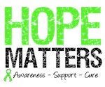 Lymphoma Hope Matters Grunge Shirts & Gifts