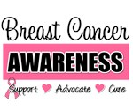 Breast Cancer Ribbon Shirts & Gifts