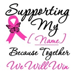 Breast Cancer Inspirational Support Shirts & Gifts