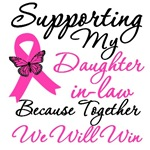 Breast Cancer Support (Daughter-in-Law) Shirts