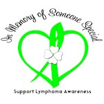 Lymphoma In Memory T-Shirts & Gifts
