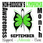 Non-Hodgkin's Lymphoma Awareness Month T-Shirts