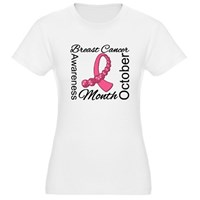 Awareness Month Breast Cancer Shirts