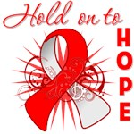 Hold on to Hope Oral Cancer Shirts and Gifts