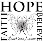 Brain Cancer Faith Believe
