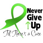 Never Give Up - Lymphoma Shirts