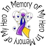 In Memory of My Hero Bladder Cancer Gifts