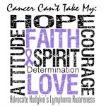Cancer Can't Take Away My Hope Shirts and Gifts
