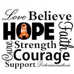Leukemia Hope Collage