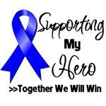 Support Hero Colon Cancer Shirts and Gifts