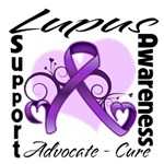 Lupus Awareness Ribbon
