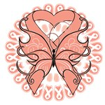 Uterine Cancer Butterfly Shirts and Gifts