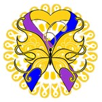 Bladder Cancer Butterfly Shirts and Gifts