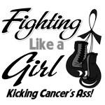 Fighting Like a Girl Melanoma