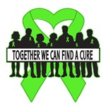 Together We Can Find a Cure Lymphoma Shirts