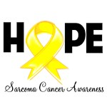 Hope Ribbon Sarcoma Cancer Shirts and Gifts