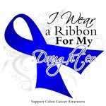 Daughter Colon Cancer Support Shirts and Gifts