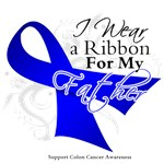 Father Colon Cancer Support Shirts
