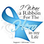 Prostate Cancer Hero in My Life Shirts