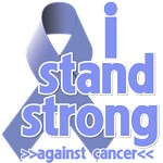 I Stand Strong Against Esophageal Cancer Shirts