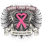 Hope Love Cure Breast Cancer Shirts