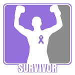 Male Hodgkin's Lymphoma Survivor Shirts