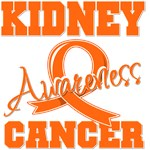 Kidney Cancer Awareness Shirts