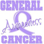 General Cancer Awareness Shirts