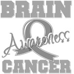 Brain Cancer Awareness Shirts