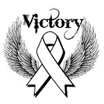 Victory Lung Cancer Shirts